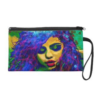 Selena pop travel bag travel accessory bag