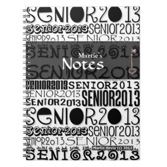 Senior 2013 - Notebook