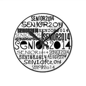 Senior 2014 Clock