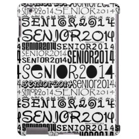 Senior 2014 iPad Case