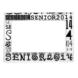 Senior 2014 Magnetic Frame