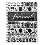 Senior 2015 - Journal Notebook