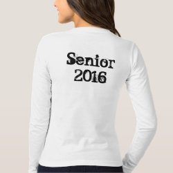 Senior 2016 (Personalize) T-shirt