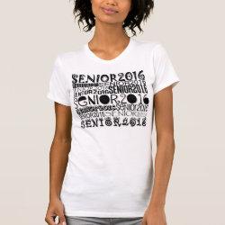 Senior 2016 T-shirt