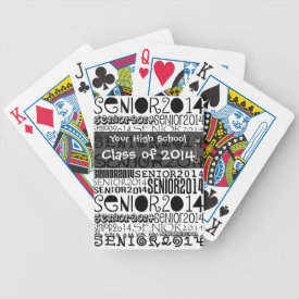 Senior Class of 2014 - Playing Cards