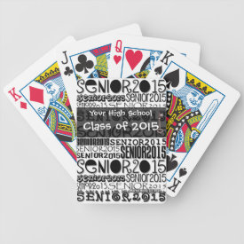 Senior Class of 2015 - Playing Cards