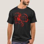 Series 1 Scorpio Red T-Shirt