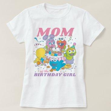 Sesame Street | Baby's First Birthday - Mom T-Shirt