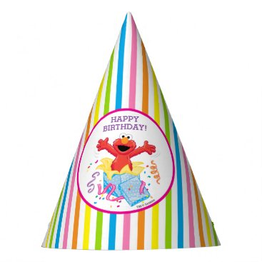 Sesame Street | Elmo Girl's Birthday Party Hat