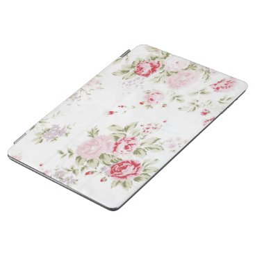 Shabby Chic Rose Floral iPad Air Cover