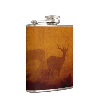 Shadow Deer Flasks