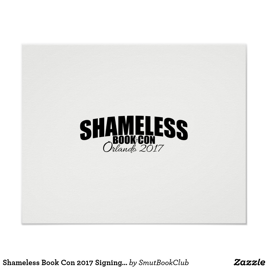Shameless Book Con 2017 All The Things You Need To Take