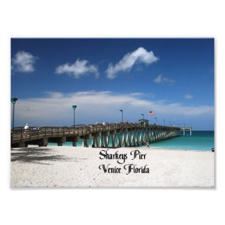 Sharkeys Pier Photo Art