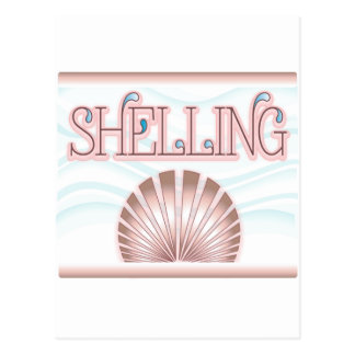 Shelling Post Cards