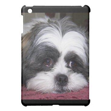 Shih Tzu Dog Case For The iPad Mini