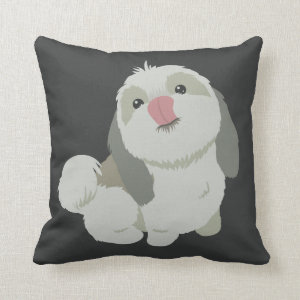 Shihtzu Pillow
