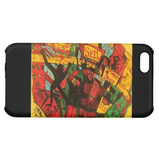 Short Sellers Ink iPhone 5C Covers
