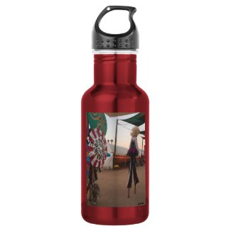 Showtime Water Stainless Water Bottle (18 oz)