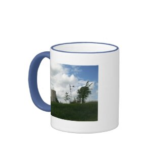 Silo and Windmill Mug mug