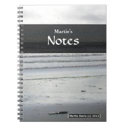 Silver Beach Notebook