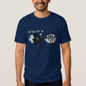 Sir! Yes! Sir! T Shirt