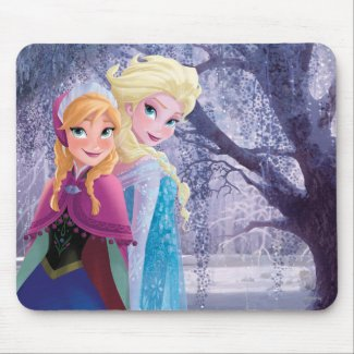 Sisters Mousepads