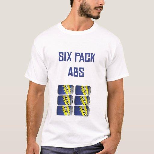 Six Pack Abs Roblox T Shirt