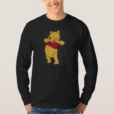 Sketch Winnie the Pooh T-Shirt