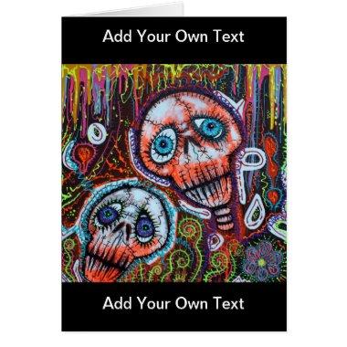 Skull Crew cards