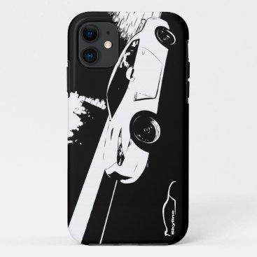 Skyline GTR Rolling shot. iPhone 11 Case