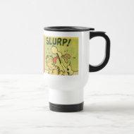 garfield travel mug