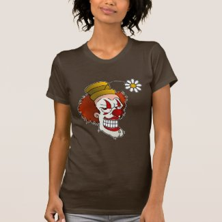 Smiling Clown T Shirt
