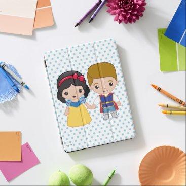 Snow White and Prince Charming Emoji iPad Air Cover