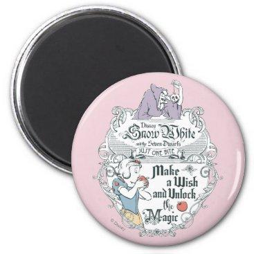 Snow White | Just One Bite Magnet