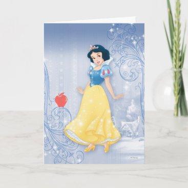 Snow White Princess Card