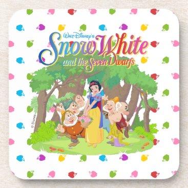 Snow White & the Seven Dwarfs | Wishes Come True Beverage Coaster