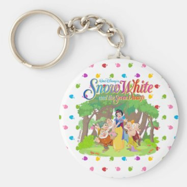 Snow White & the Seven Dwarfs | Wishes Come True Keychain
