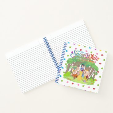 Snow White & the Seven Dwarfs | Wishes Come True Notebook