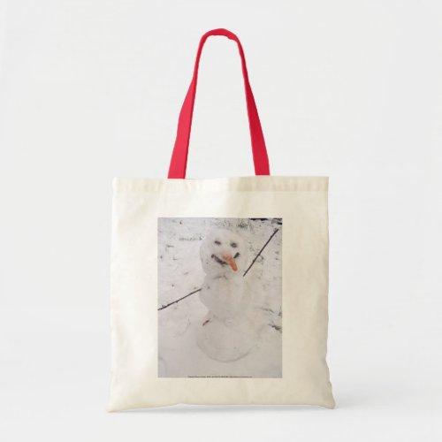 snowman pizazz! bag