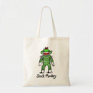 Sock Monkey Sock Monkey! Bag