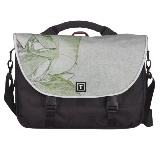 Soft Ivy Computer Bag
