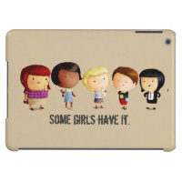 Some Subculture Girls iPad Air Cases