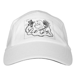 Sorry, I Was Thinking About Cats Again Headsweats Hat