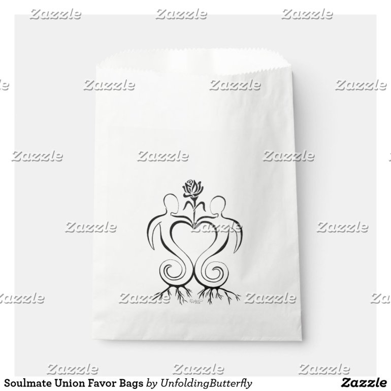 Soulmate Union Favor Bags