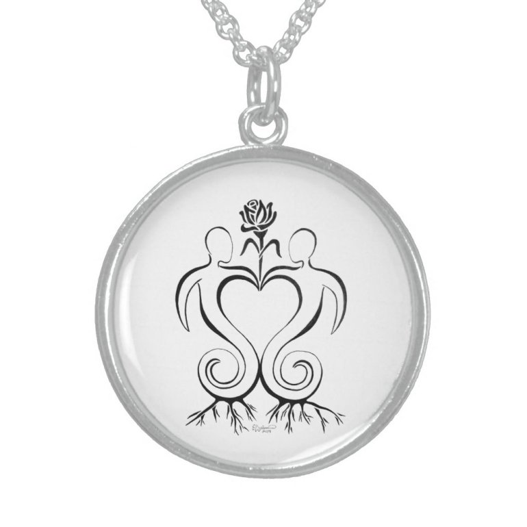 Soulmate Union Necklace