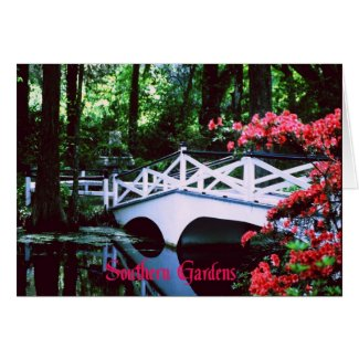 South Carolina Greeting Card