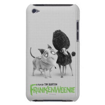 Sparky and Perse Barely There iPod Case