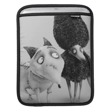 Sparky and Persephone: Love at First Spark iPad Sleeve