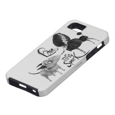 Sparky and Persephone: Love at First Spark iPhone SE/5/5s Case