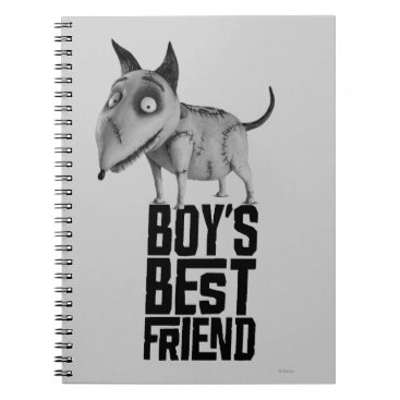 Sparky: Boy's Best Friend Notebook